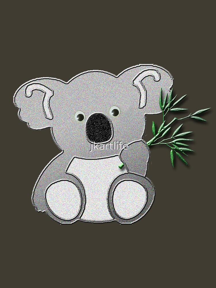 Oso koala de jkartlife