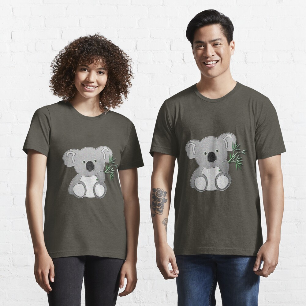 Oso koala Camiseta esencial