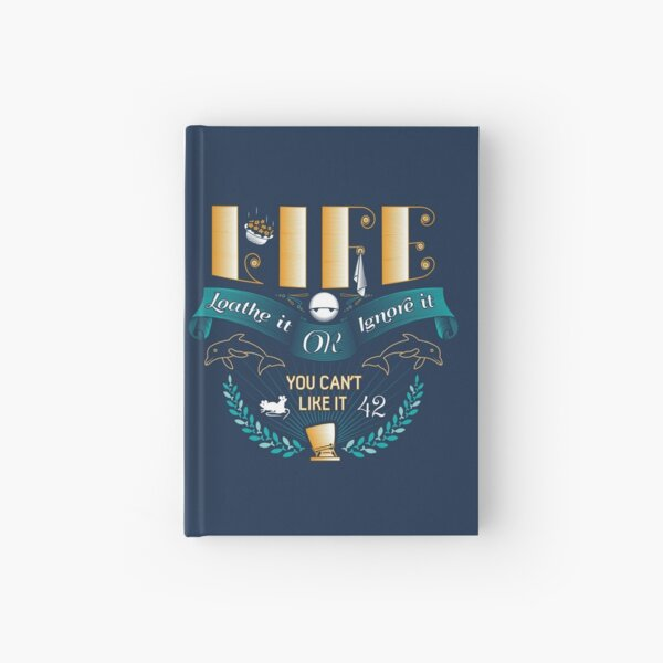Marvin On Life Hardcover Journal
