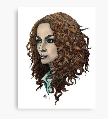 Myka Canvas Print