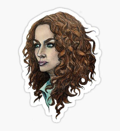 Myka Sticker