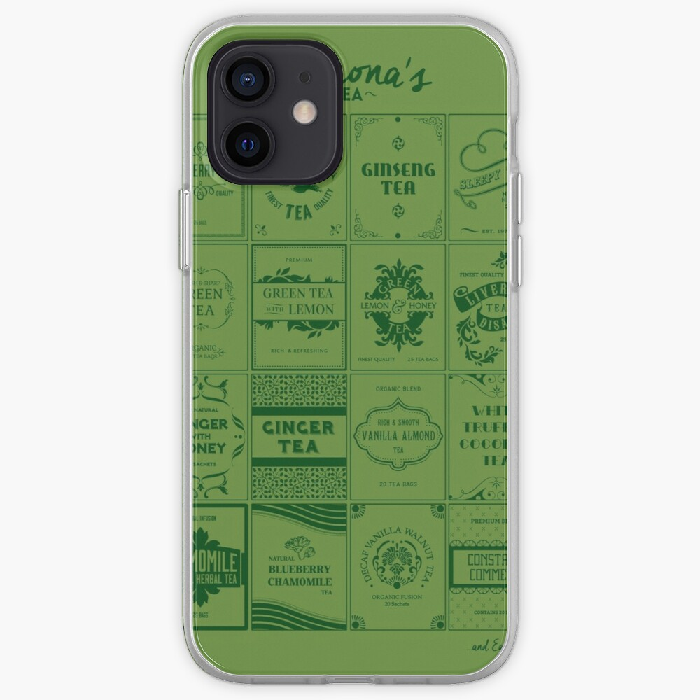 Tea Time with Ramona Flowers iPhone Case & Cover