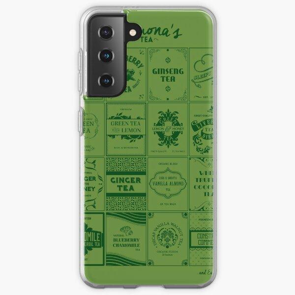 Tea Time with Ramona Flowers Samsung Galaxy Soft Case