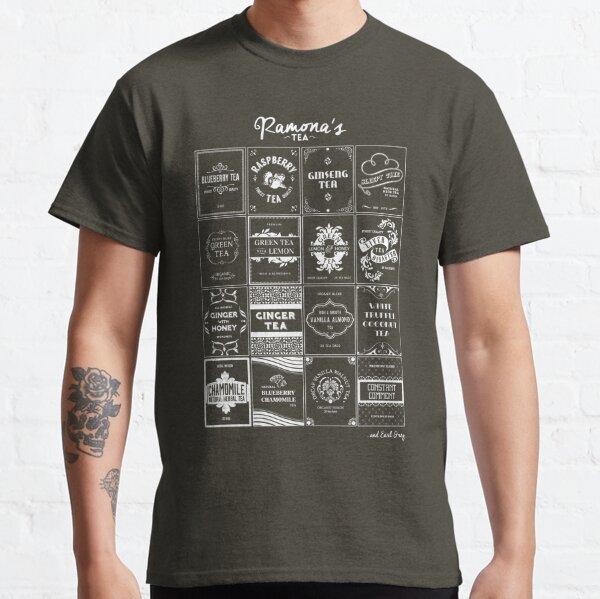 Tea Time with Ramona Flowers Classic T-Shirt