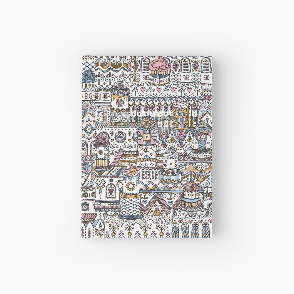 Candy Kingdom Hardcover Journal