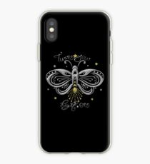 Glühwürmchen Motte Tattoo Turn Your Light On iPhone-Hülle & Cover