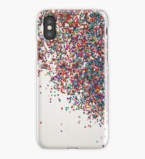 Fun II (NOT REAL GLITTER - photo) iPhone Case