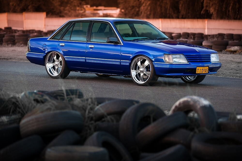 Craig Darcey's VK Holden Commodore by HoskingInd