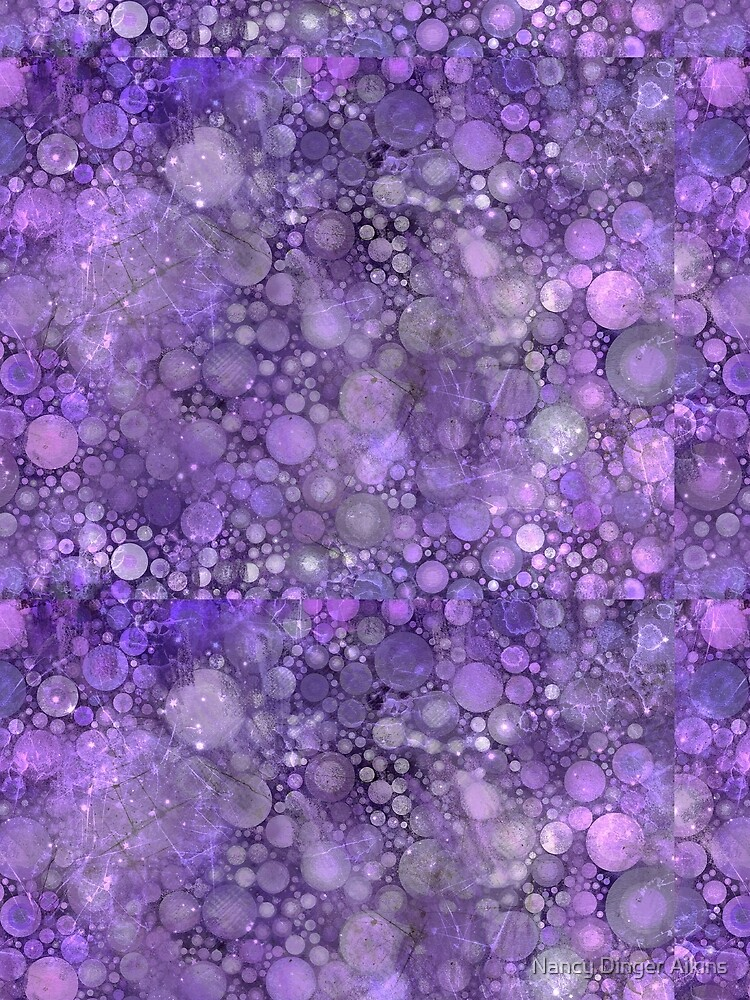 Smudged Purple  by dingerdoodles