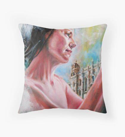 Joanna 4 Throw Pillow