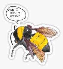 Handgezeichnete SFFB-Biene [AKTUALISIERT] Sticker