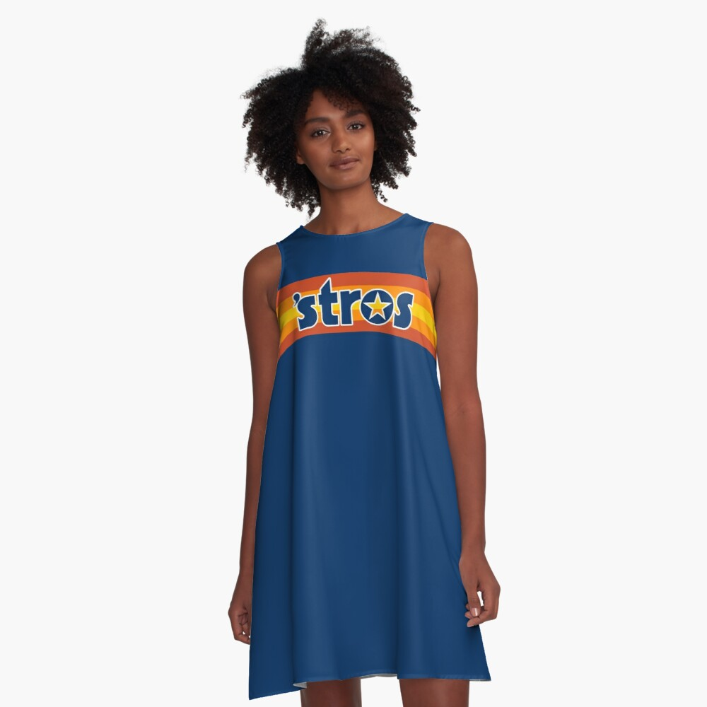 Stros 4 A-Linien Kleid