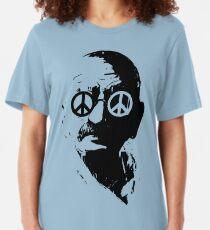 SYMBOL OF PEACE Slim Fit T-Shirt