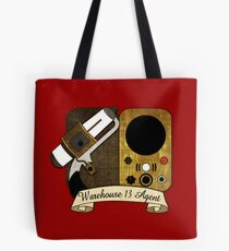 Warehouse 13 Agent Tote Bag