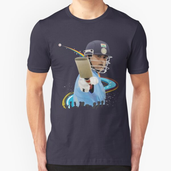 SACHIN Slim Fit T-Shirt