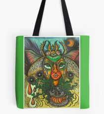 Our Lady of the Metamorphosis Tote Bag