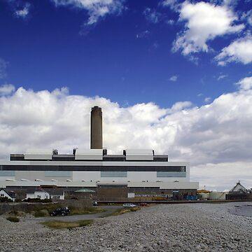 Aberthaw Power Plant by crware
