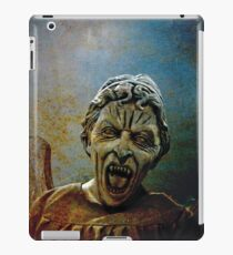 The Lonely assassin or weeping Angel iPad Case/Skin