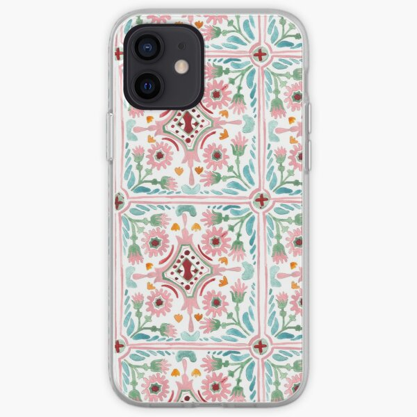Moroccan Tiles iPhone Soft Case