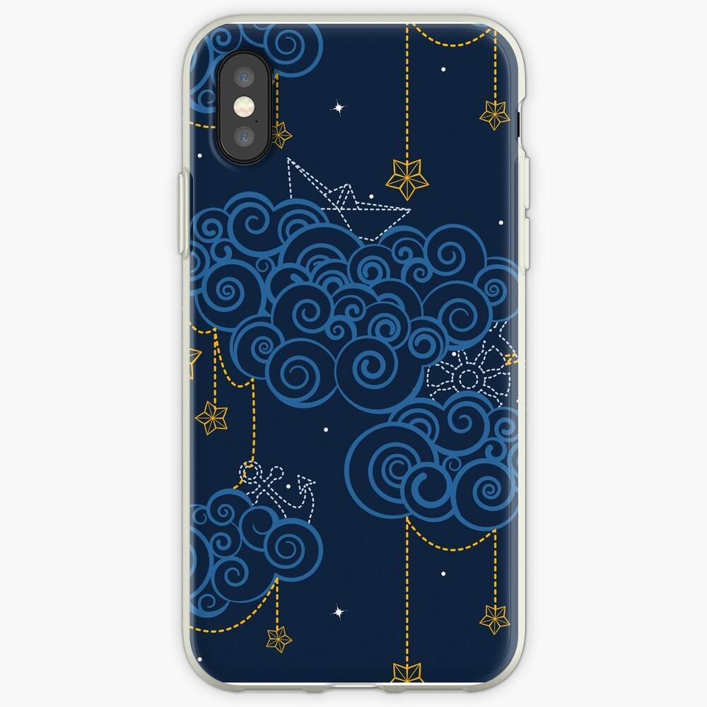 Nautische Himmel iPhone-Hülle & Cover