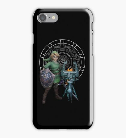 The Legend of Link and the Twilight Princess iPhone Case/Skin
