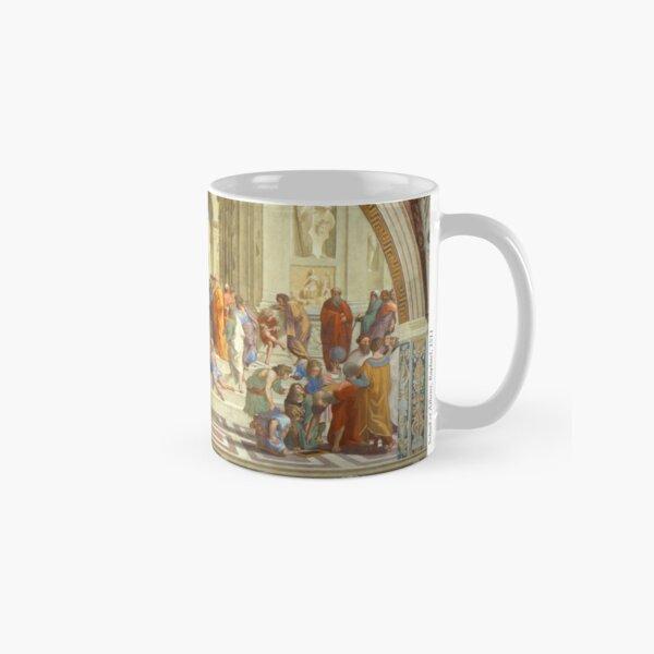 School of Athens Philosophers Mug Classic Mug