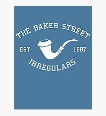 The Baker Street Irregulars Photographic Print