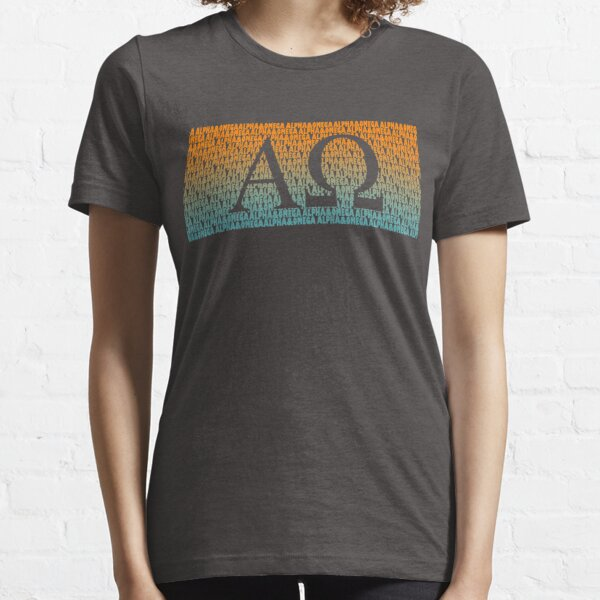 Alpha and Omega 1 Essential T-Shirt