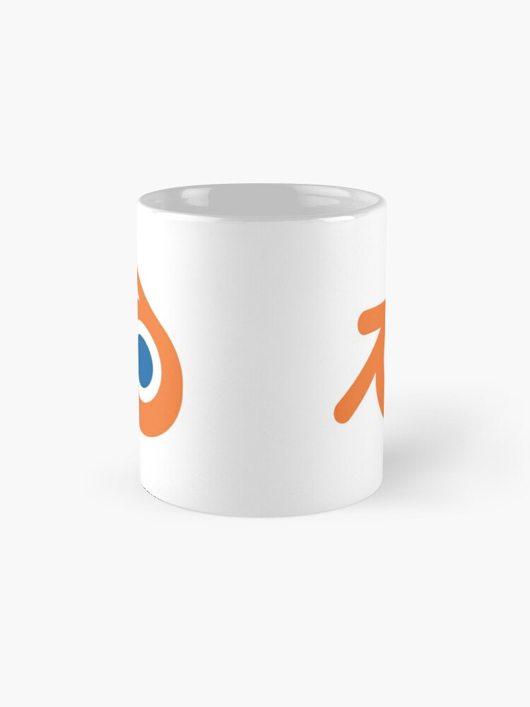 Alternate view of 3D Cad/Cam/Cae Blender Designer Mug