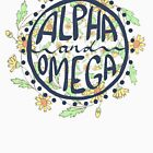 Alpha and Omega 3 by Bee Attitudes