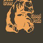 Good Trees Bear Good Fruit 1 by Bee Attitudes