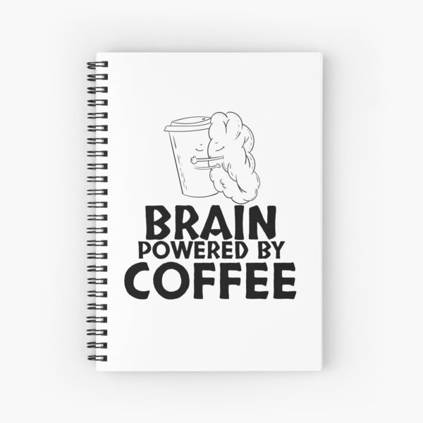 Humor Coffee Before Talkie Dyed Shirt Addict and Bar Tea Wine Baby Art Spiral Notebook
