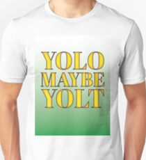 YOLO or is that YOLT Slim Fit T-Shirt