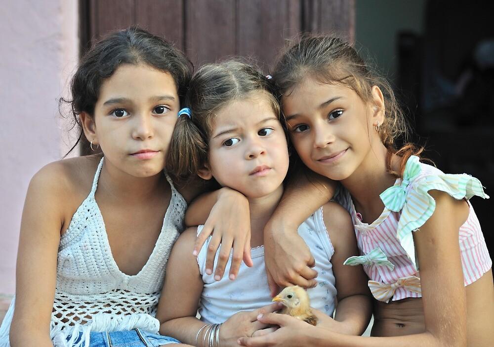 Three Sisters by Kasia Nowak