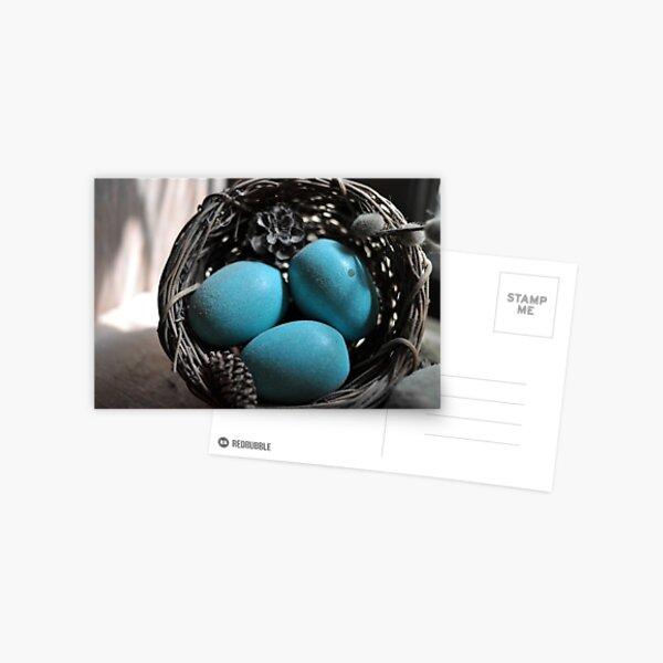 Dusty Nest Postcard