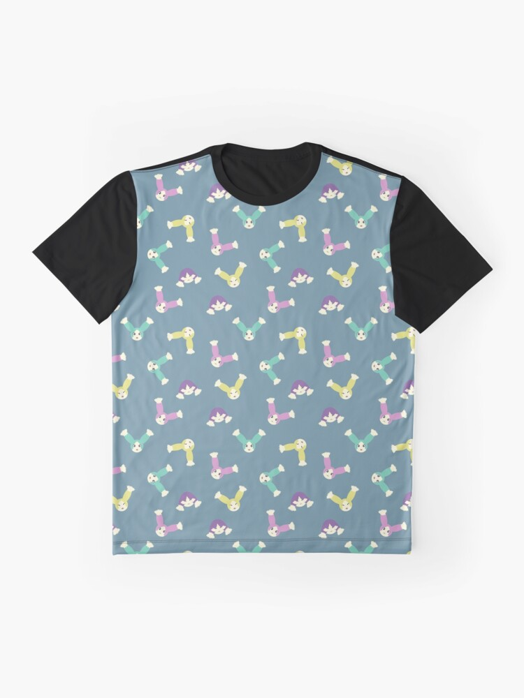 Alternate view of Cheagle Pattern Graphic T-Shirt