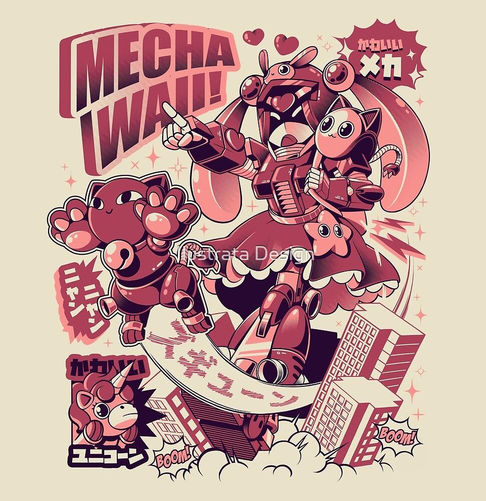 MECHAWAII by Ilustrata Design