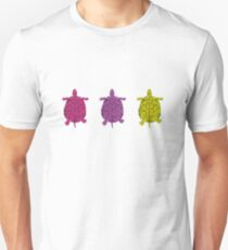 Turtles (girl) Unisex T-Shirt