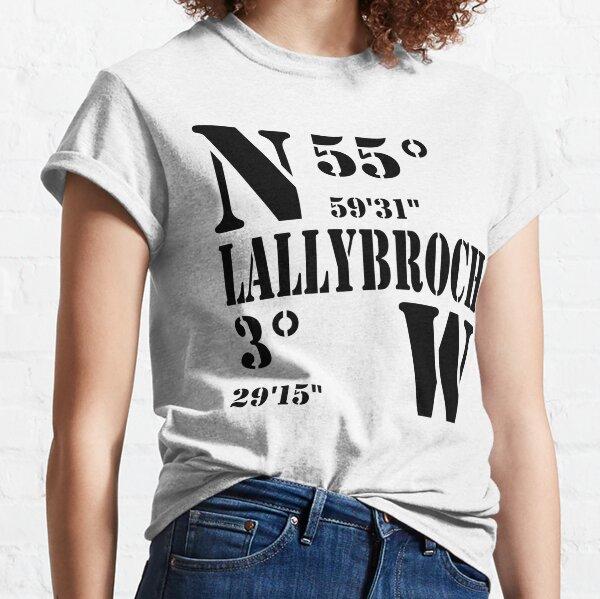 Lallybroch Classic T-Shirt