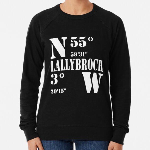 Lallybroch Lightweight Sweatshirt