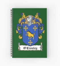 O'Crouley (Connaught) Spiral Notebook