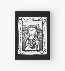 Mona Lisa Hardcover Journal