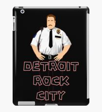 Cop Vector iPad Case/Skin