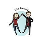FitzSimmons by Lufumaybe