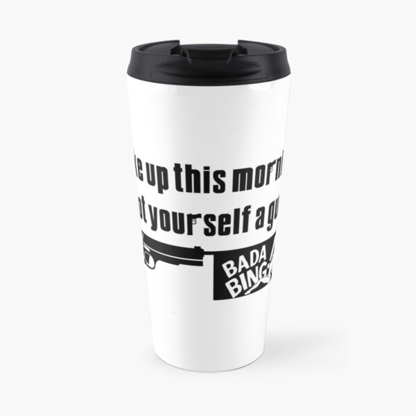 The Sopranos - Got Yourself a Gun Travel Mug