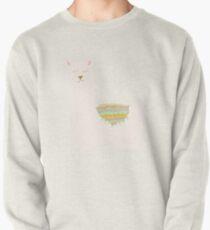 Llamas and Cacti Pullover Sweatshirt