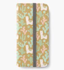 Llamas and Cacti iPhone Wallet/Case/Skin
