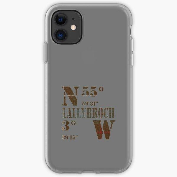 Lallybroch iPhone Soft Case