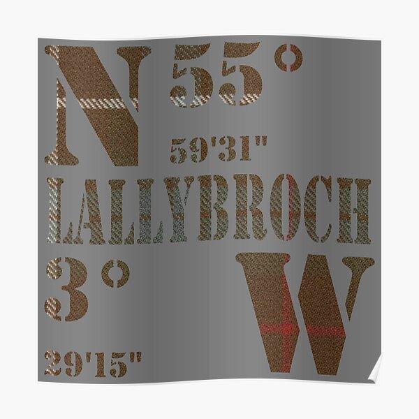 Lallybroch Poster
