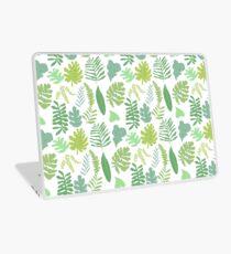 Tropical Leaves Laptop Skin